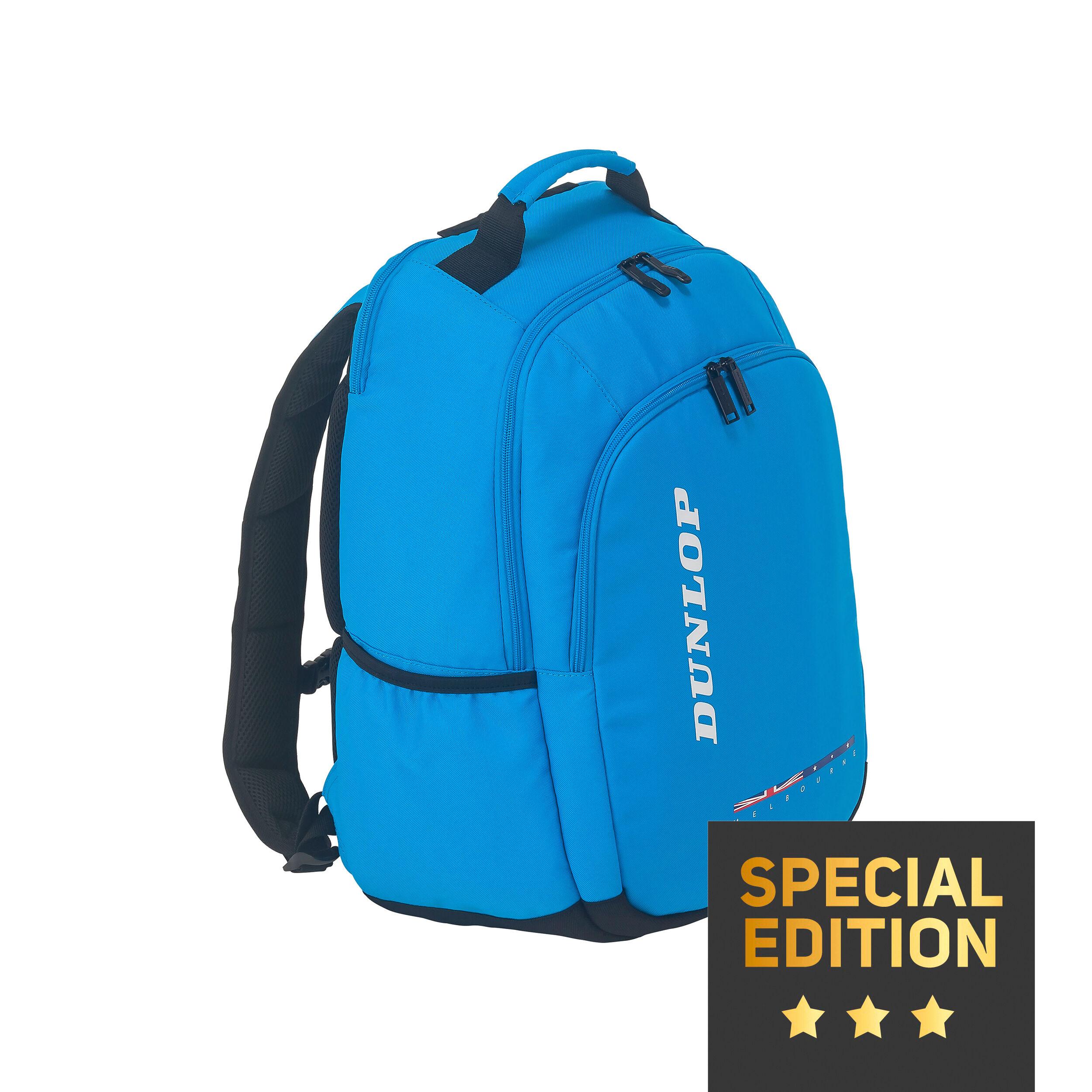Dunlop SX Performance Rugzak Special Edition Lichtblauw, Zwart