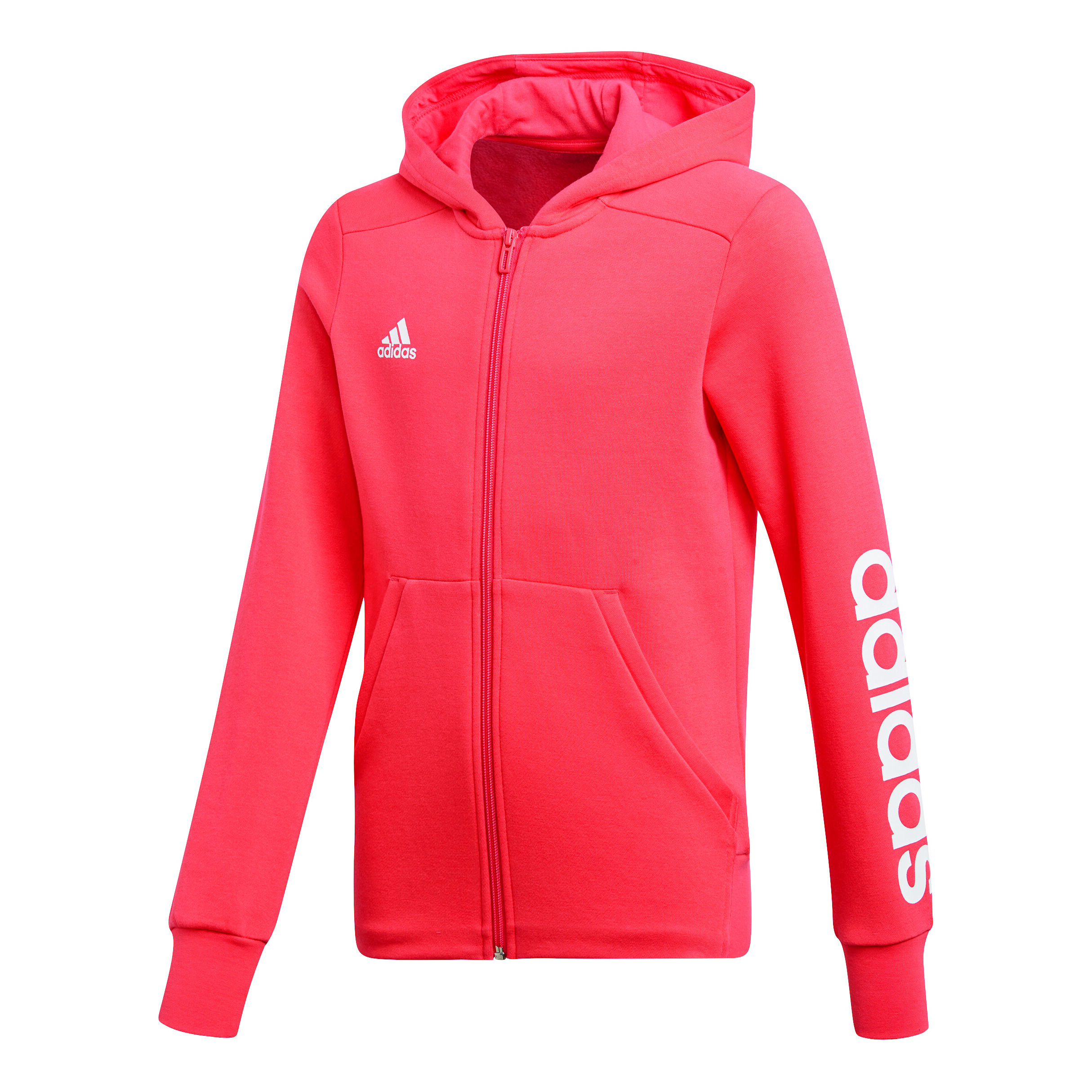 adidas Essentials Mid 3 Stripes Full Zip Trainingsjack