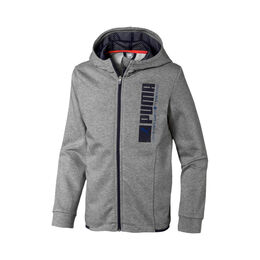 Active Sports Hooded Jacket Training Boys