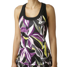 Popflower Printed Tank Women