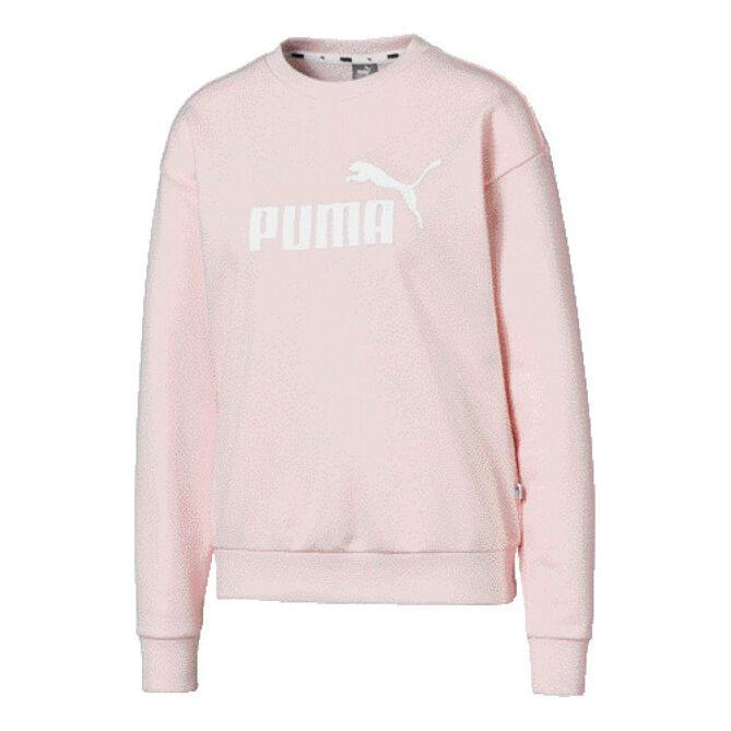 Nike Sportswear Essential Crew Fleece sweater dames rozewit