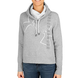 Big Logo WM Cotton Hoodie Women