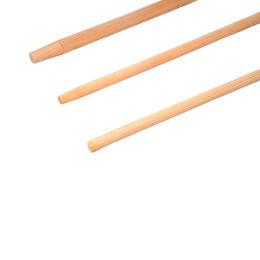 Holzstiel 35 mm, Länge 1,80 m mit Konus