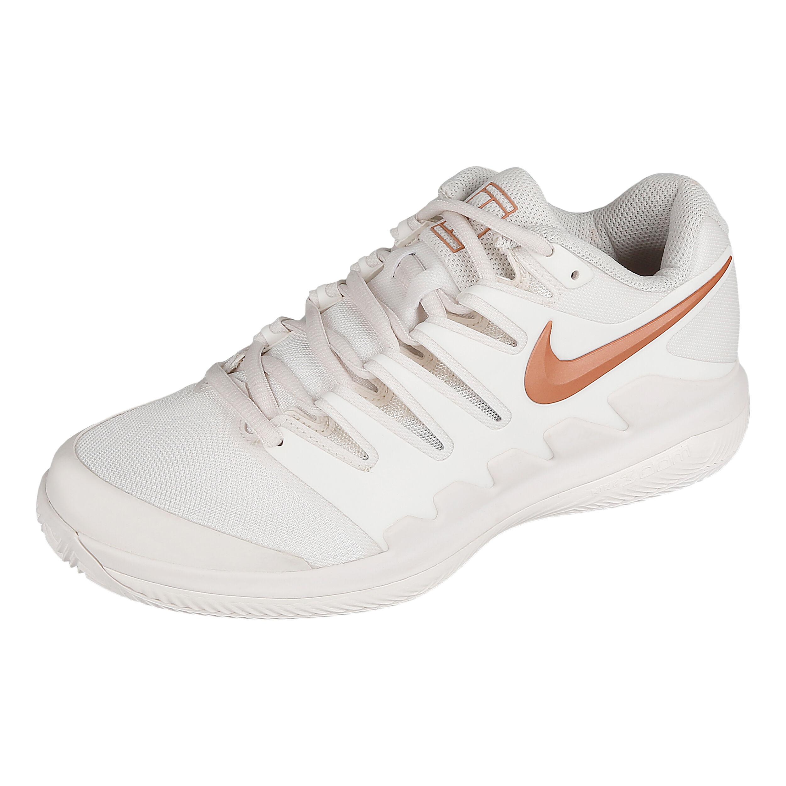 Nike Air Zoom Vapor X Clay Gravelschoen Dames - Crème ...