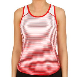 Team Striped Tank Women