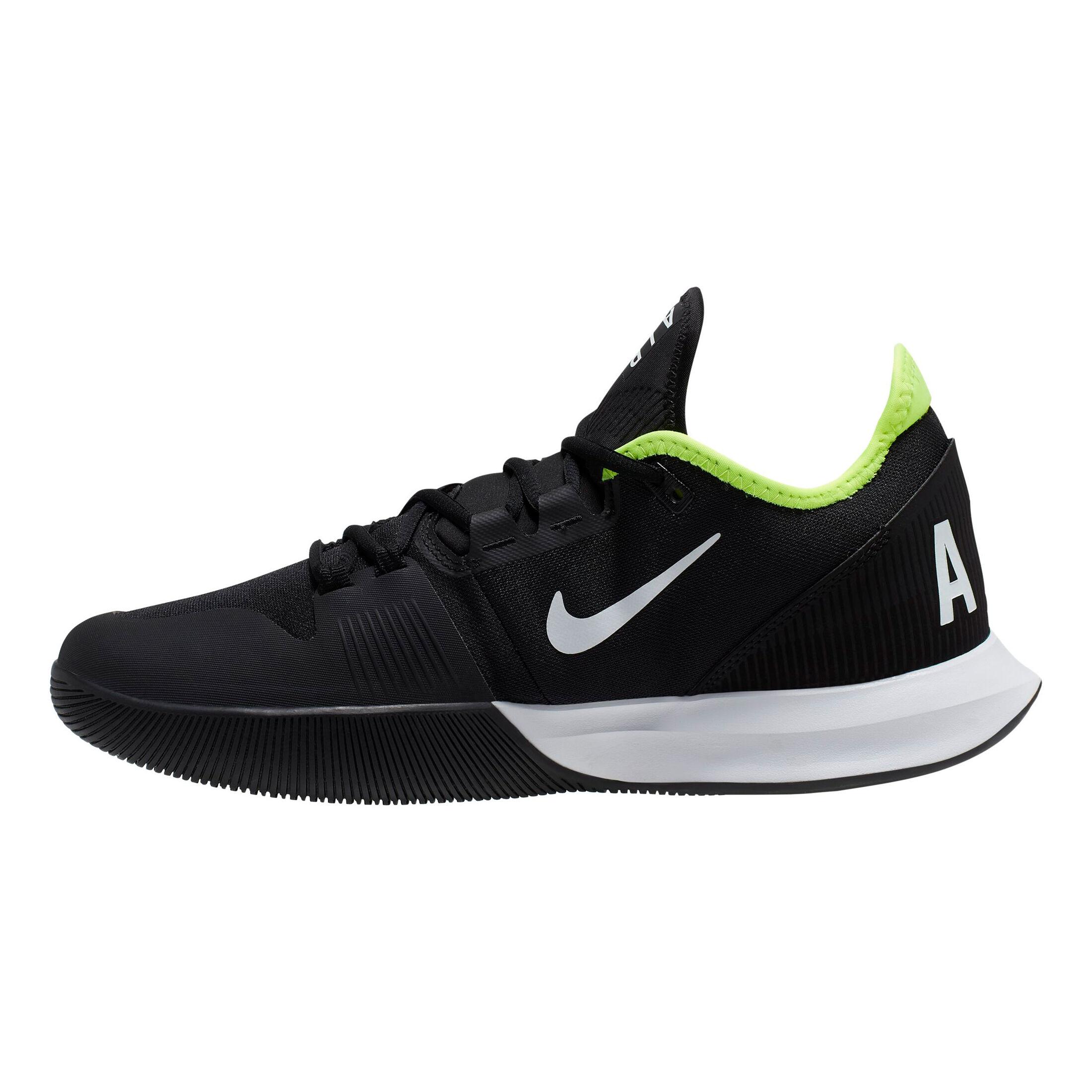 Nike Air Max Wildcard Allcourt Schoen Heren Zwart, Wit