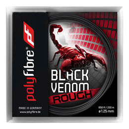 Black Venom Rough 12,2m schwarz