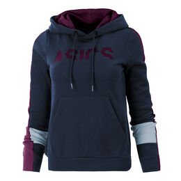 Colorblock Over the Head Hoodie Women