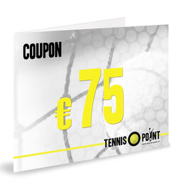 Coupon 75 Euro