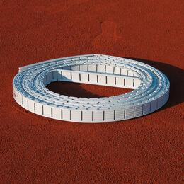 Ersatz Spannlinie Ideala, Seitenlinie, 23,77 m lang, 5 cm breit