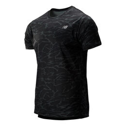 Printed Accelerate Shortsleeve Men