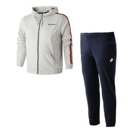 Diamond II Rib Mel FT Tracksuit Men