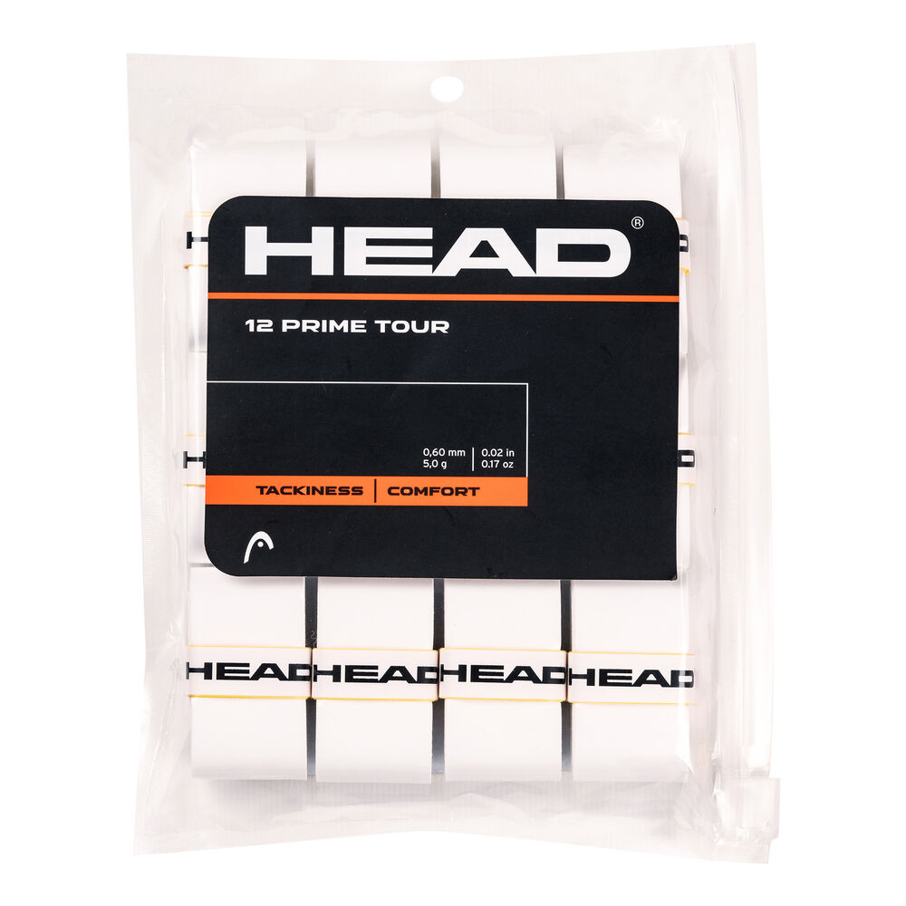 HEAD Prime Tour Verpakking 2 Stuks