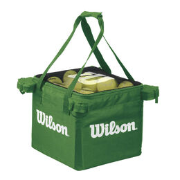 Tennis Teaching Cart Lime Bag