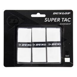D TAC SUPER TAC OVERGRIP WHITE 3PCS