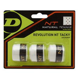 Revolution NT Tacky Overgrip weiß 3er