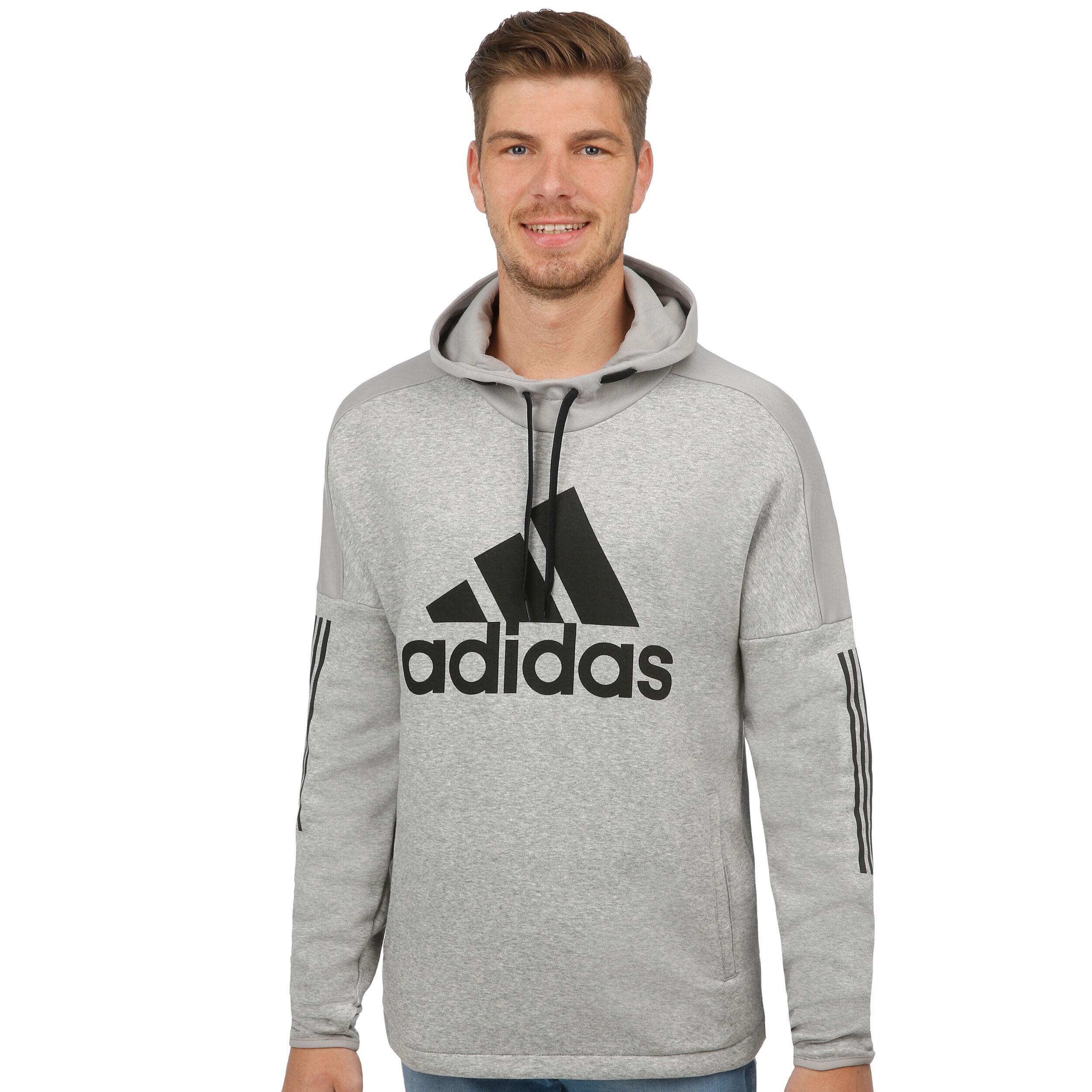 adidas Sport ID Logo Fleece Sweater Met Capuchon Heren