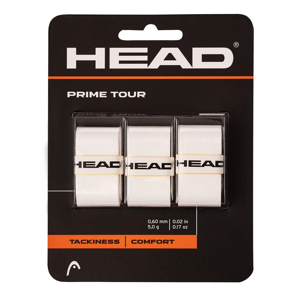 HEAD Prime Tour Verpakking 3 Stuks