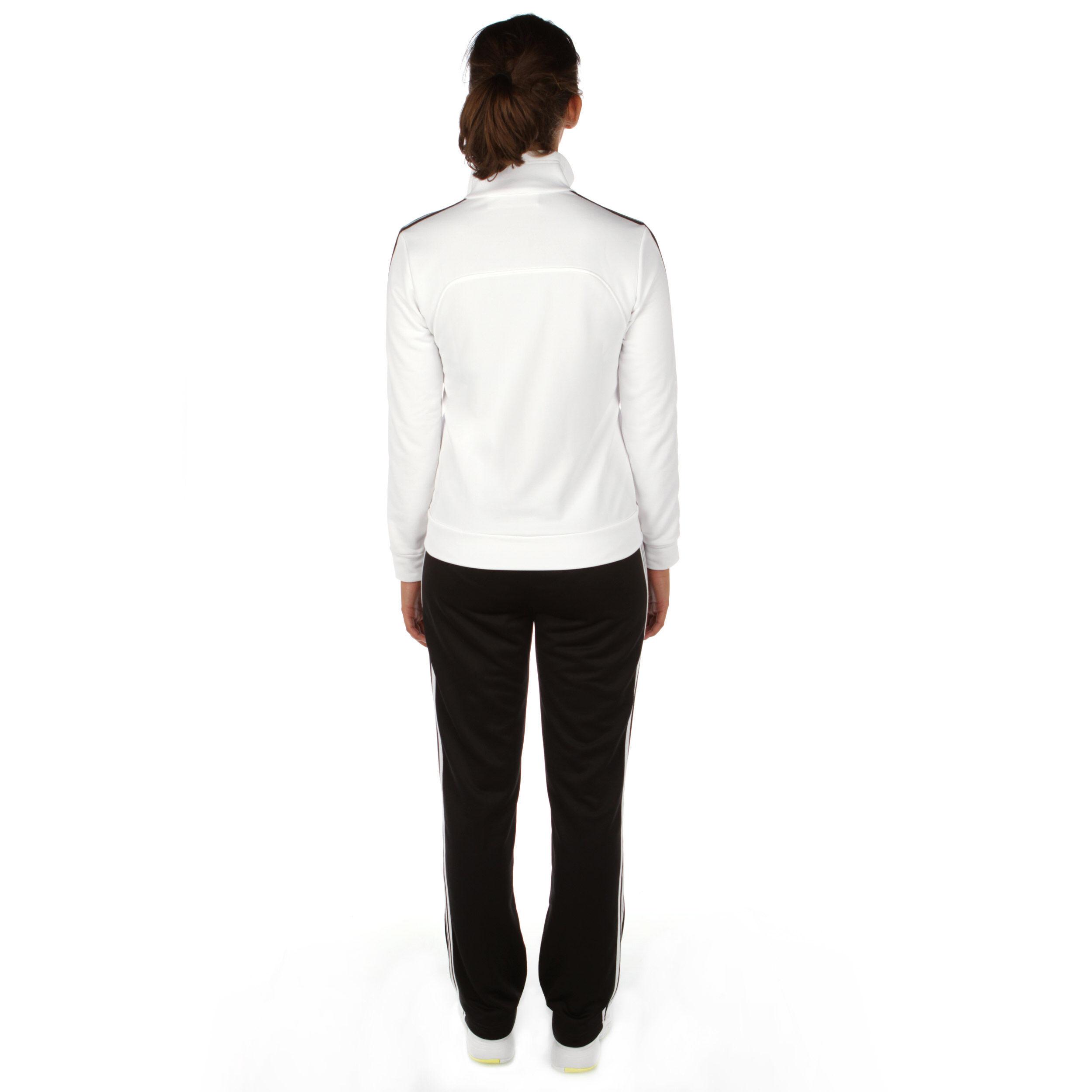 adidas Essentials 3Stripes Knit Suit Trainingspak Dames