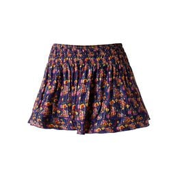 Wild Flower Smocked Skirt