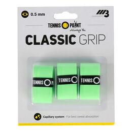 Classic Grip grün 3er