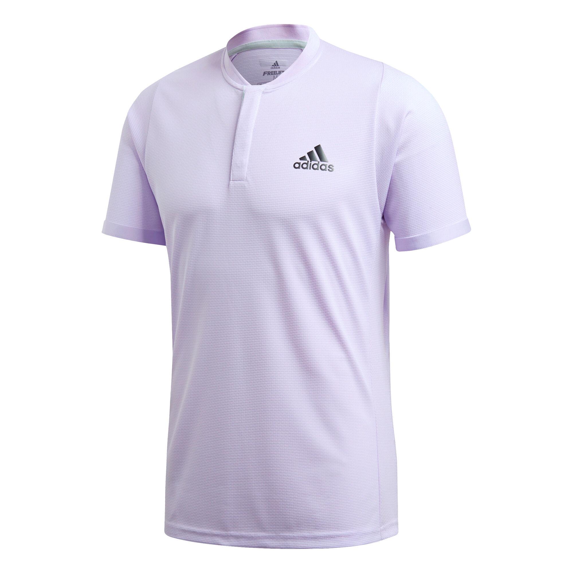 adidas Australian Open Tsitsipas Polo Heren Mauve, Paars