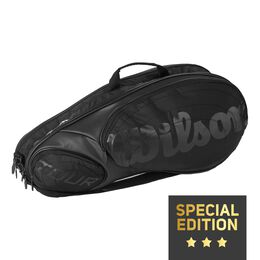 Tour 6er Racket Bag Black/Black