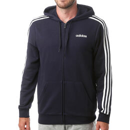 Essentials 3-Stripes French Terry Full-Zip Men