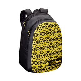 MINIONS JR BACKPACK black/yellow