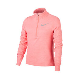Longsleeve Half-Zip Top Running Girls