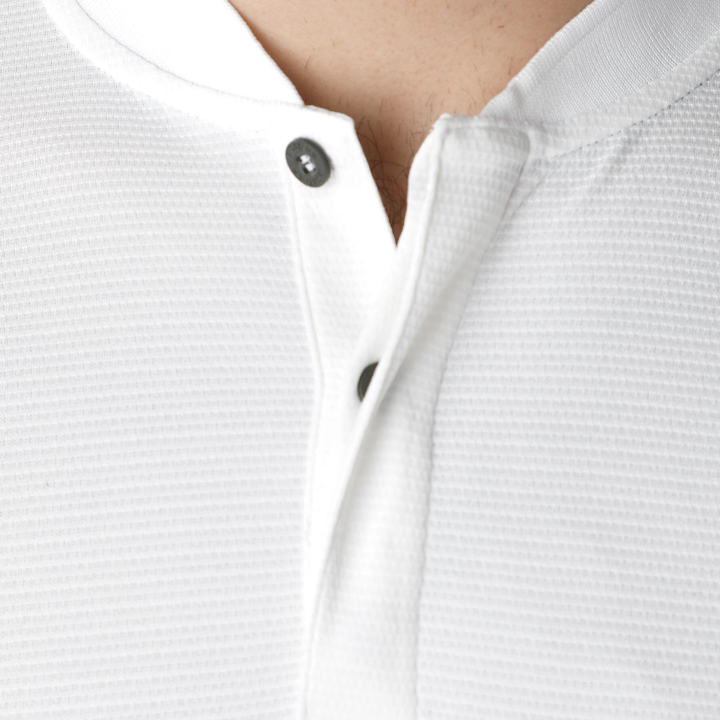 adidas FLFT Heat Ready Polo Heren Wit, Zwart online kopen
