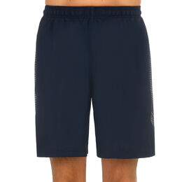Woven Graphic Shorts Men