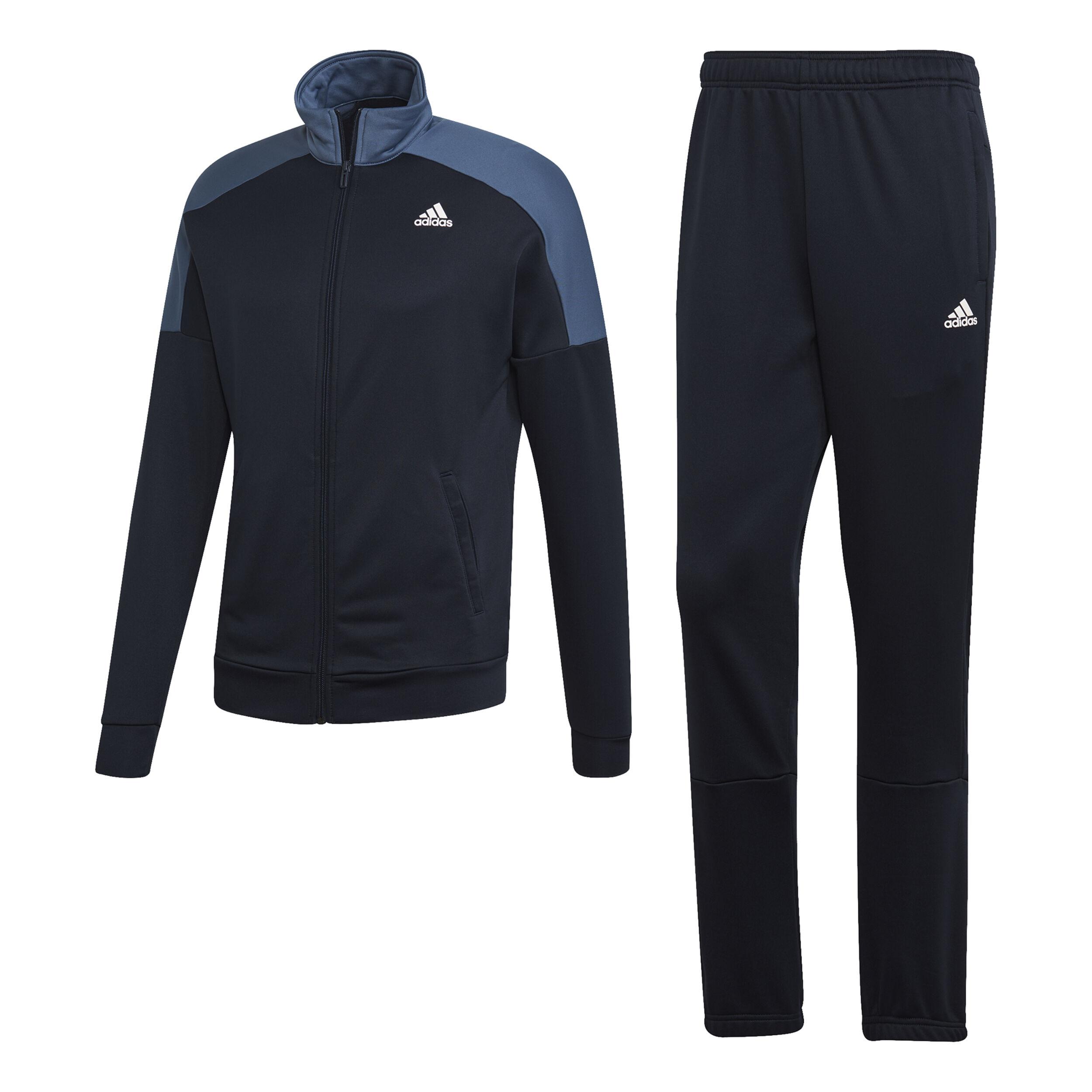 adidas Badge Of Sports Trainingspak Heren Donkerblauw