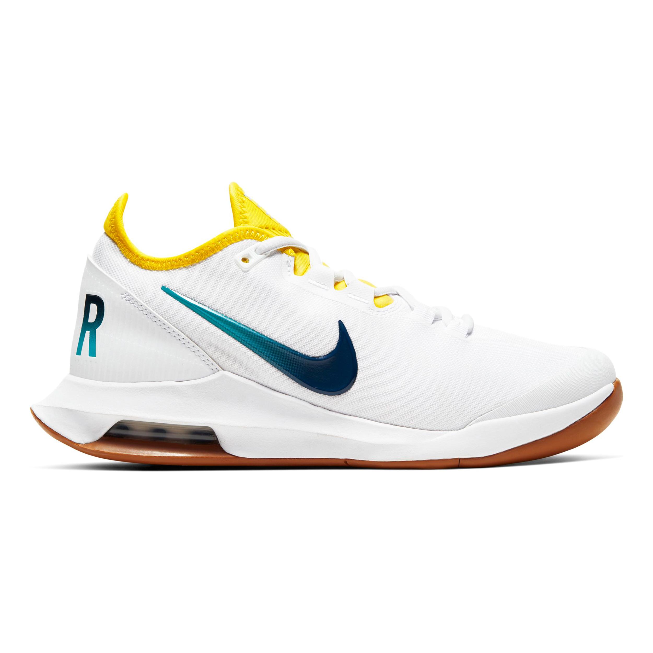 Nike Air Max Wildcard Allcourt Schoen Dames Wit, Blauw